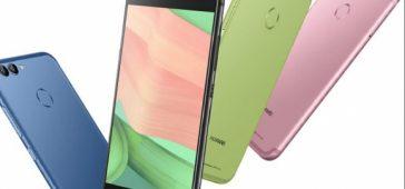 Huawei Nova 2 ve Nova 2 Plus