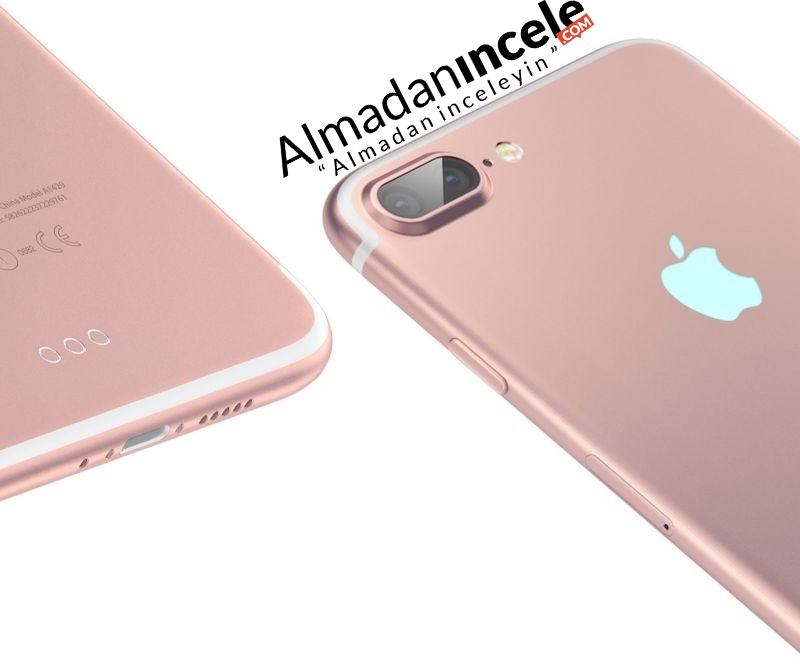 İphone 7 Tanıtıldı ! almadanincele.com