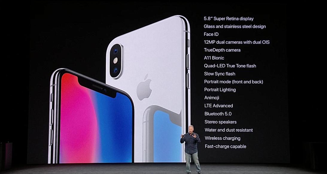 iPhone X Özellikleri