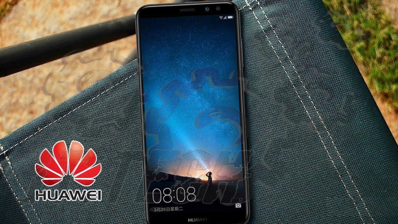 Huawei Honor V10 Tasarımı